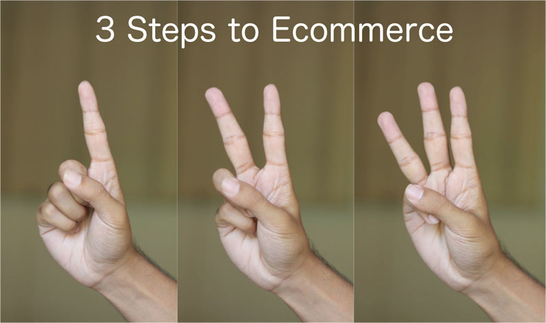 How to Start an eCommerce Business in 3 Steps