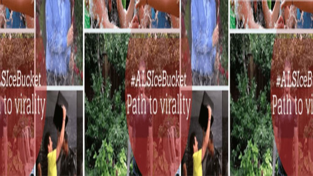 how the ALSIceBucketChallenge went viral