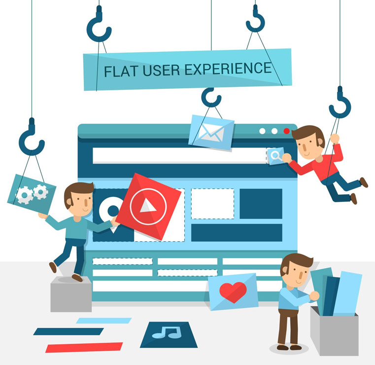 Flat-User-Experience