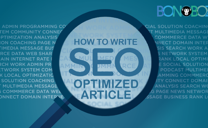 How to Write SEO Optimized Article
